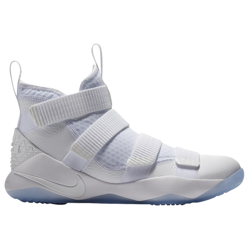 157c2244230 Nike Lebron Soldier 11 Images Lebron Soldier 11 White