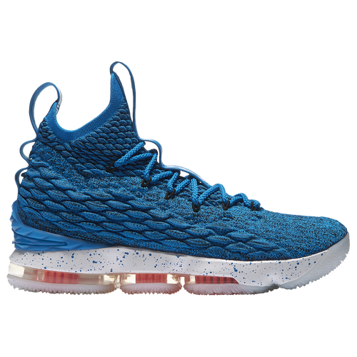 0062a59808a ... discount code for nike lebron 15 mens basketball shoes james lebron  photo blue total orange a8f8c