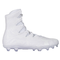 under armour youth football cleats. under armour highlight lux mc - men\u0027s all white / youth football cleats