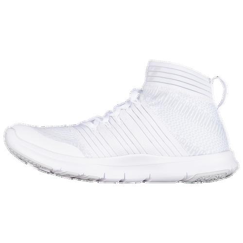 Nike Free Train Virtue - Men's - Training - Shoes - White/Pure Platinum/Volt