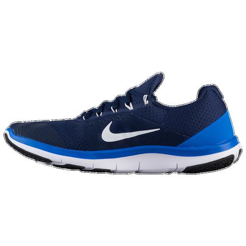 Nike Free Trainer   V Navy Blue Training Shoes