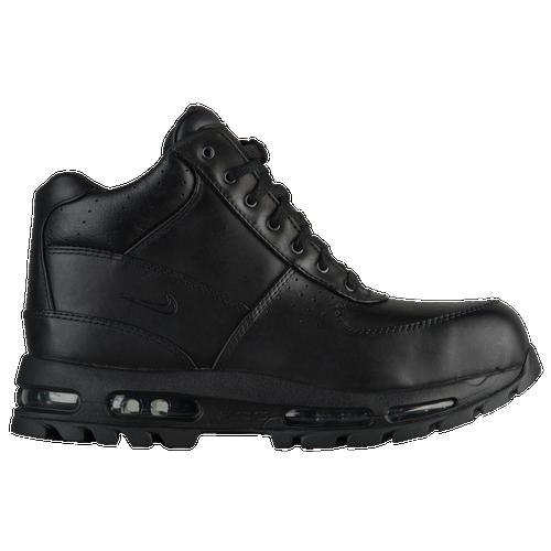 Nike Air Max Goadome - Men's - All Black / Black