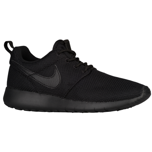 nike boys roshe black
