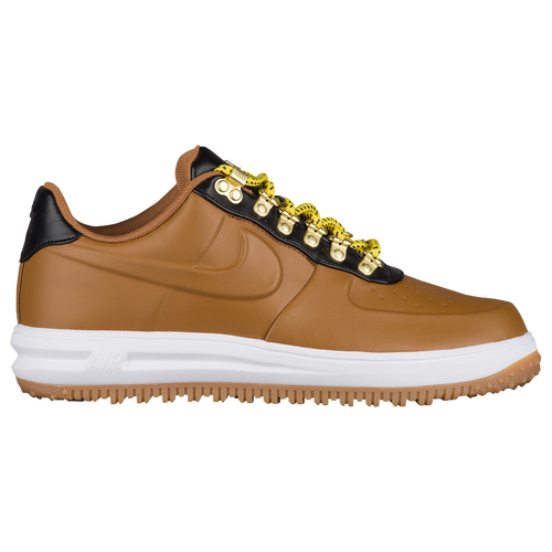 Nike Lunar Force 1 Duckboot Brown Boots  9dce1acca
