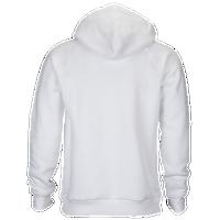 adidas hoodie mens. adidas originals trefoil hoodie - men\u0027s white / black mens
