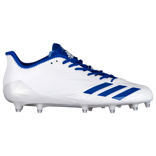 adidas 6 0 cleats. adidas adizero 5-star 6.0 - men\u0027s white / blue 6 0 cleats d