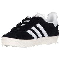 adidas Originals Gazelle 2 - Boys\u0027 Toddler - Black / White