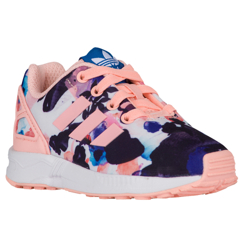 adidas zx flux coral