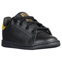 adidas Originals Stan Smith - Boys\u0027 Toddler - Black / Gold