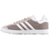 adidas Originals Gazelle - Women\u0027s - Grey / White