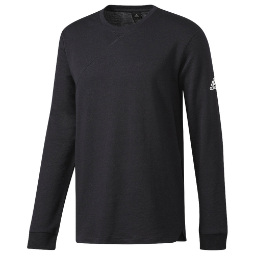 adidas Cross-Up Long Sleeve T-Shirt - Men's - Basketball ...