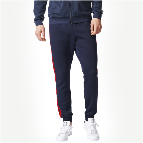 buy popular get cheap classic fit adidas Originals Superstar Cuffed Track Pants - Men's
