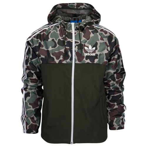 adidas originals camo reversible windbreaker men 39 s casual clothing multi. Black Bedroom Furniture Sets. Home Design Ideas