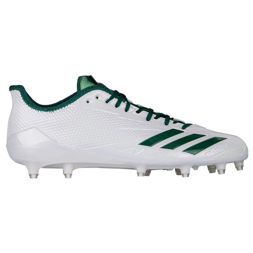 adidas 5 0 football cleats. adidas adizero 5-star 6.0 - men\u0027s football shoes white/dark green/dark green 5 0 cleats e