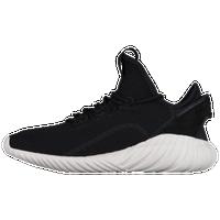 adidas Originals Tubular Doom Sock Primeknit - Men's - Black / White