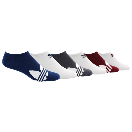 official photos 0f5c3 3eefa adidas Originals Trefoil 6 Pack No Show Socks - Mens. 20.0015.99. Main  Product Image