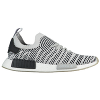 adidas Originals NMD R1 Primeknit - Men's - White / Grey