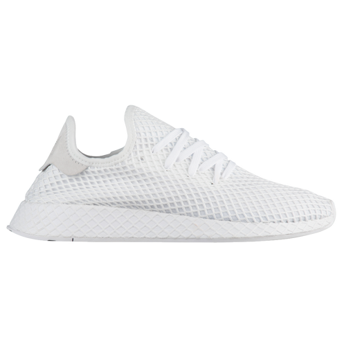 adidas Originals Deerupt Runner - Men's - Casual - Shoes - White/White/White
