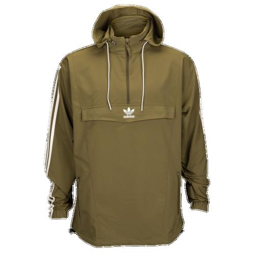 6c35d986ff585 adidas Originals Blocked Anorak Jacket - Men s - Clothing
