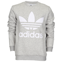 adidas Originals Adicolor Trefoil Crew - Boys  Grade School - Clothing 8e5f3374b3