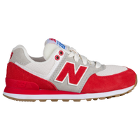 new balance kids shoes. new balance 574 - boys\u0027 toddler red / white kids shoes