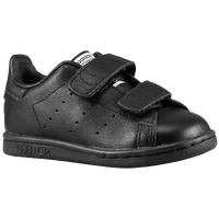 adidas Originals Stan Smith - Boys\u0027 Toddler - All Black / Black