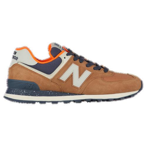 super popular ef980 455de ... running shoes ml574cab in brown 8773a b8606  sweden new balance 574  classic mens 5d815 97f3a