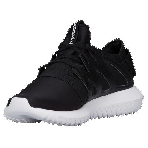36103bdc8aed on sale adidas Originals Tubular Viral Womens Running Shoes  Black Black White