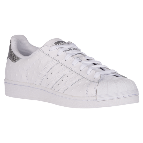 c6e27afbee58af on sale adidas Originals Superstar Mens Basketball Shoes White White Silver  Metallic