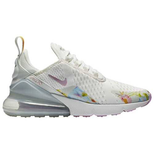 Nike Air Max 270 Premium Women S Casual Shoes Summit White